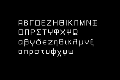 Lulu Monospace Greek
