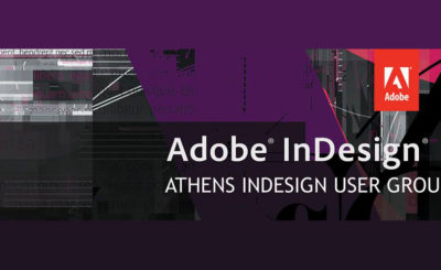 InDesign User Group Athens