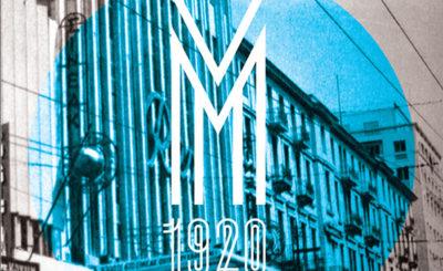 Metropolis 1920 free font