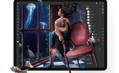 Adobe Photoshop για iPad