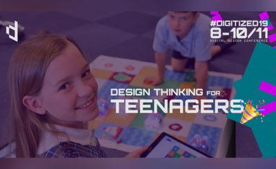 Design Thinking για έφηβους