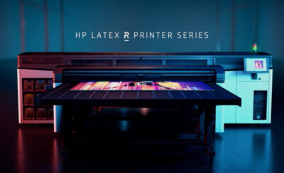 HP Latex R