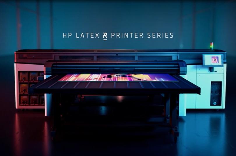 HP Latex R