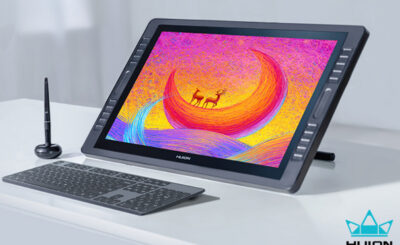 Huion graphic tablet
