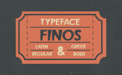 Finos free font