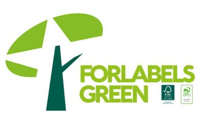 Πιστοποίηση της FORLABELS κατά FSC® και PEFC™