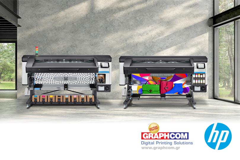 HP Latex 700 & 800